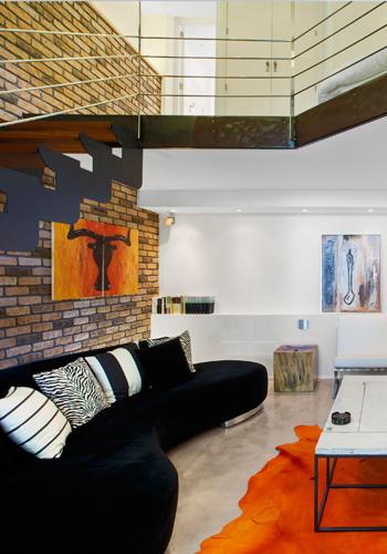 Interiorismo – Loft zona Suroeste