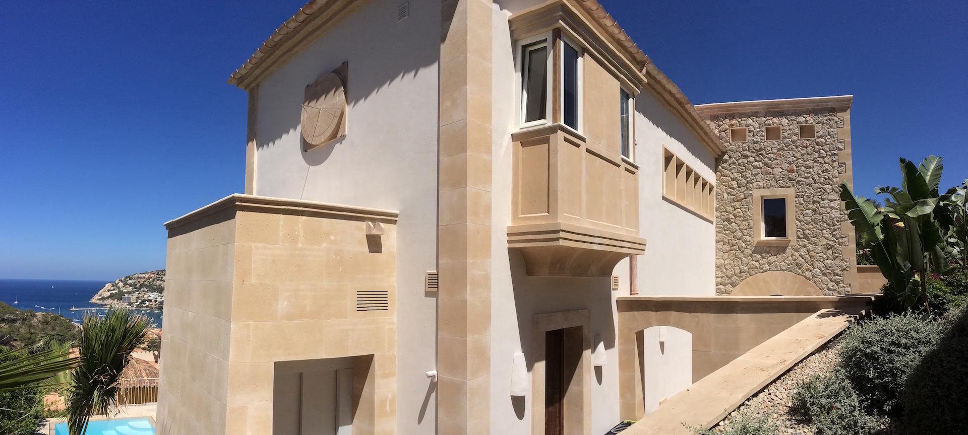 Single family houses siurell alibaz construcci n - Empresas de construccion en mallorca ...