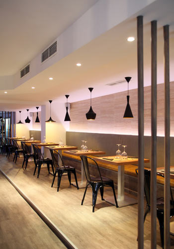Interior Design – Restaurante Dudú