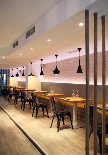 Interiorismo – Restaurante Dudú