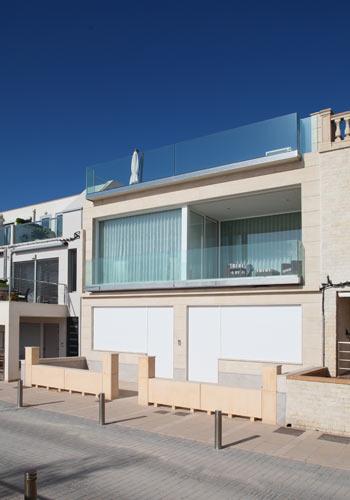 Einfamilienhäuser – Molinar 2
